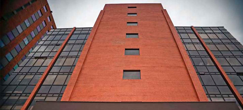 Centro Corporativo Internacional Torre B, located in Barrio Don Bosco
