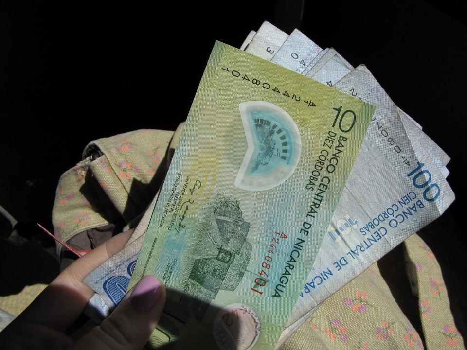 nicaragua-money