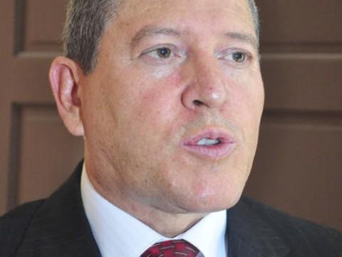 Rafael Bonilla, director general de Aduanas.