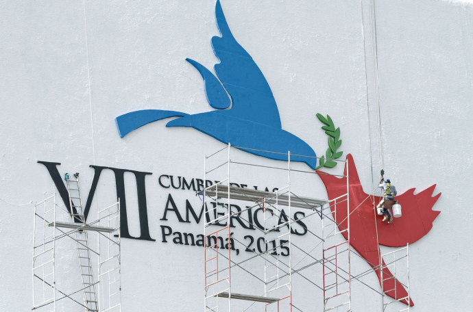 The upcoming Summit of the Americas, in Panama, promises to be an historic event. Credit Photograph by Arnulfo Franco/AP