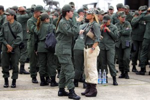 Opposition figures have criticized the apparent lack of preparation by military units during exercises in March. (Rietedelgobierno)