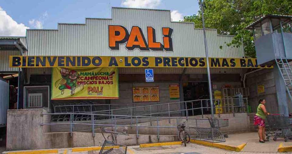 Palí store in Samara. Photo by Ariana Crespo
