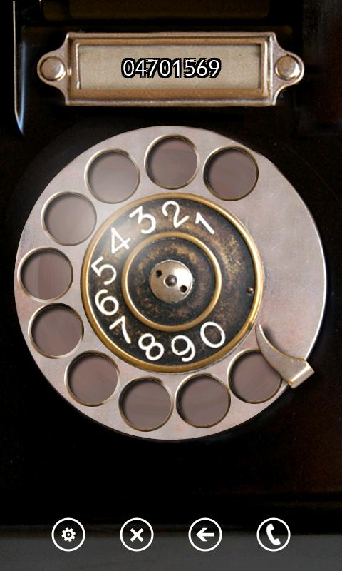 rotary-dialer