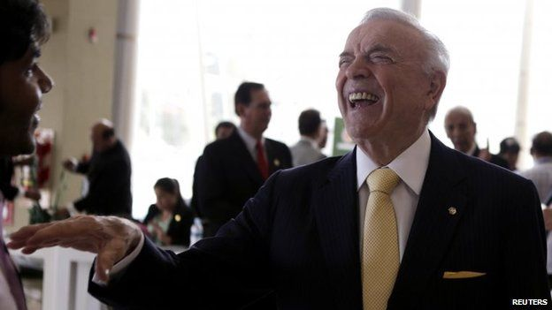 "Jose Maria Marin dismissed allegations that he once pocketed a medal as ""a joke"""