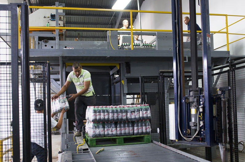 The Bemix plant in Herredia will be operations on May 14. Photo  RÓNALD PÉREZ , La Nacion