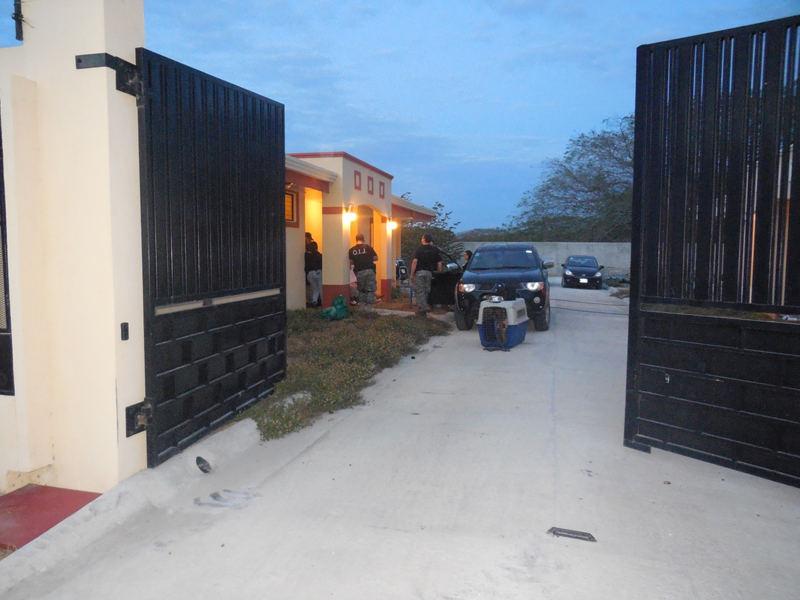 19/05/2015 Operativos en Liberia, varios detenidos.  Residencial El Real Foto:Rebeca Álvarez 70123340
