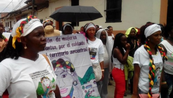 Afro-Colombian Solidarity Network.