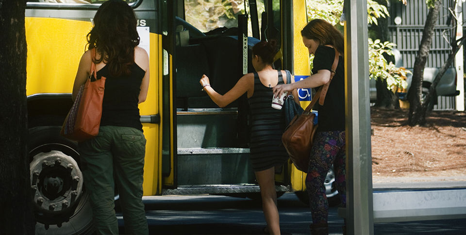 Public buses must have a ramp to allow use for people with disabilities