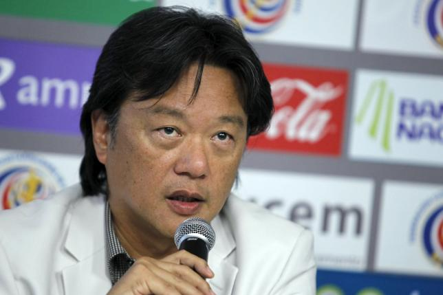 Eduardo Li has been in charge of Costa Rica's Football Federation for the past eight years