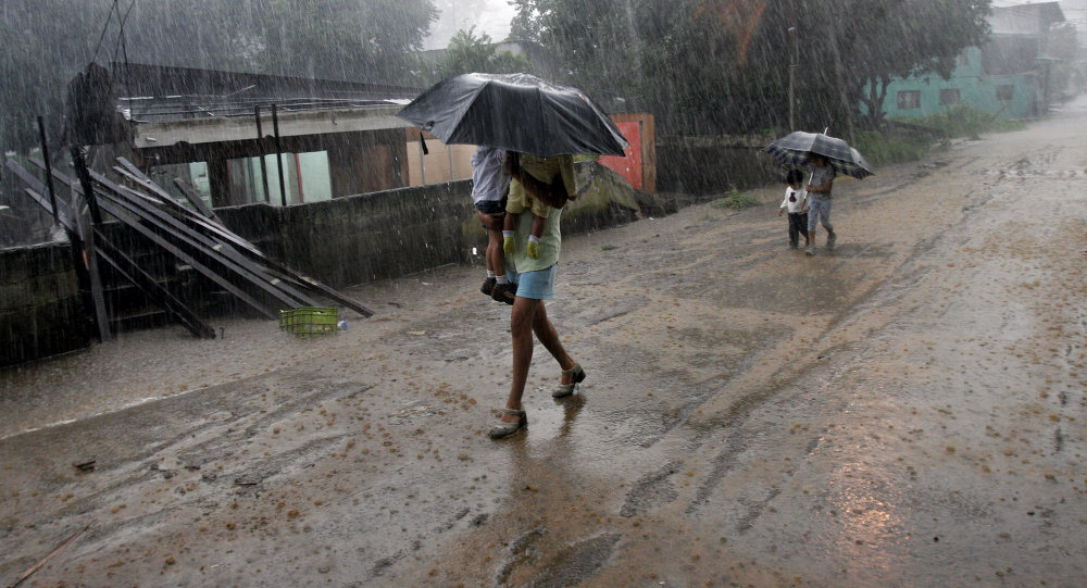 The Rain Will Not Let Up in Limón | Q Costa Rica News