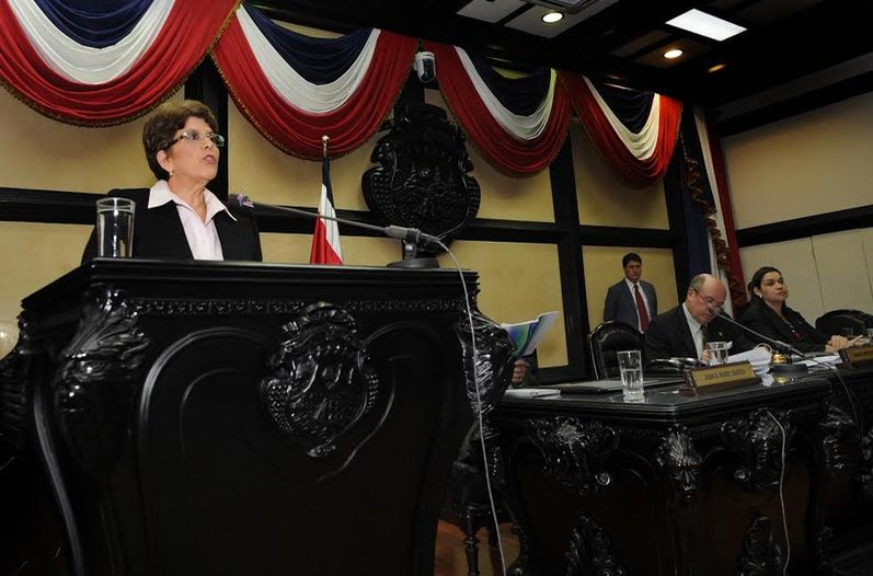 Comptroller General, Acosta.