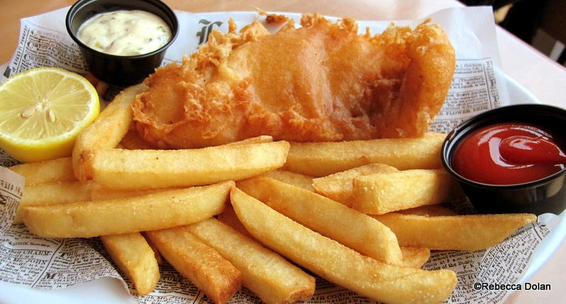 Rose-and-Crown-Fish-and-Chips