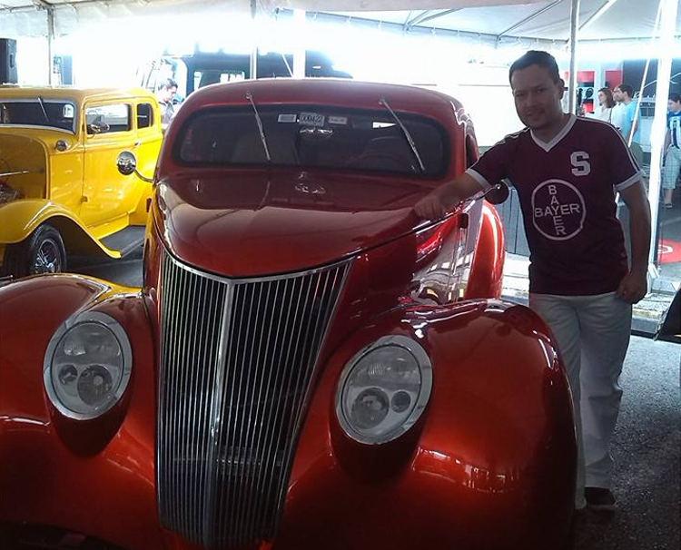 Photo from Club Auto Antiguos de Costa Rica Facebook page