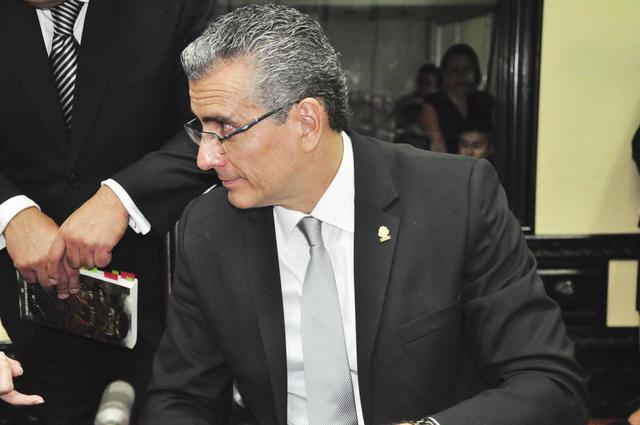 Legislator Otto Guevara