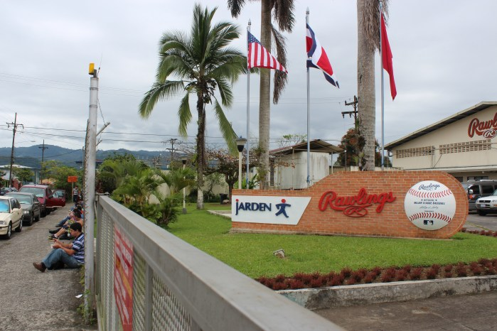 Rawlings Costa Rica plant located in Turrialba