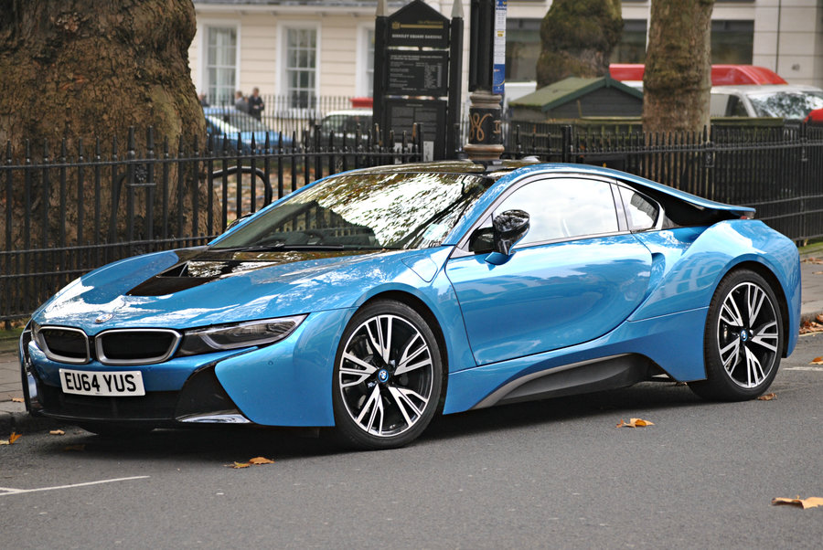 BMW i8 (Pic by Loco Steve, Flickr)