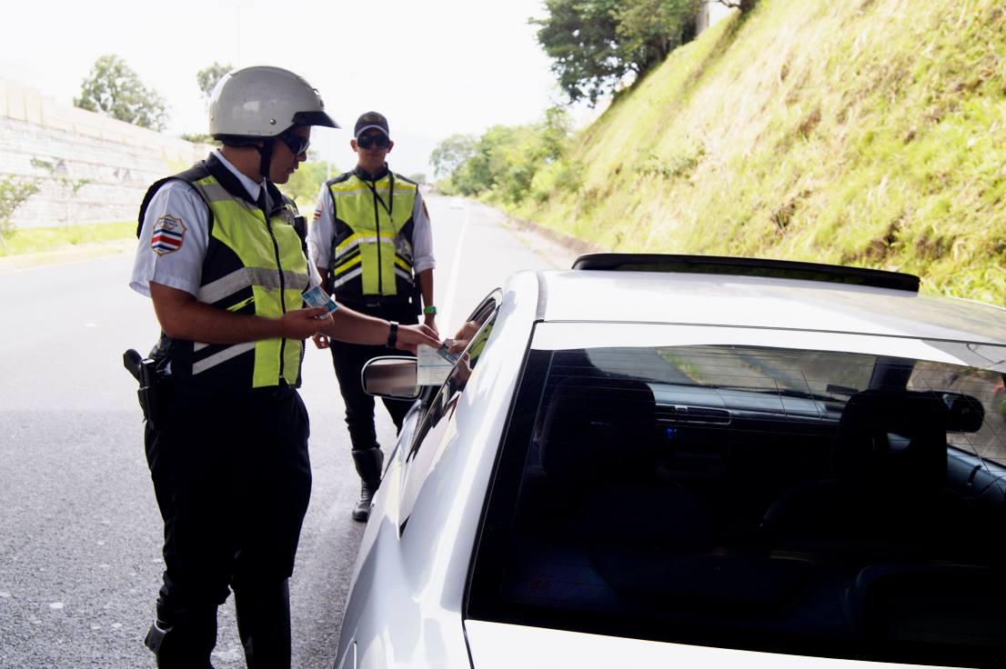 Photo Policia de Tansito/Casa Presidencial