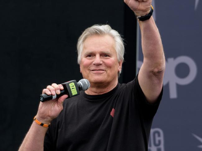 Richard Dean Anderson On Macgyver And Sea Shepherd Q