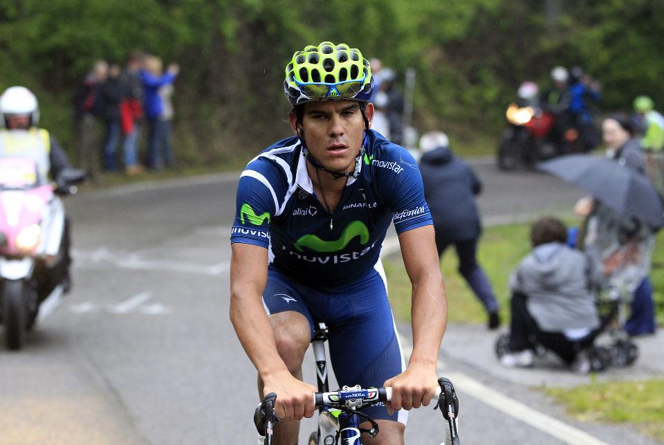 Costa Rica's Andrey Amador