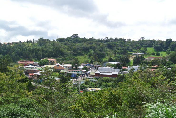 Beautiful Santa Elena town