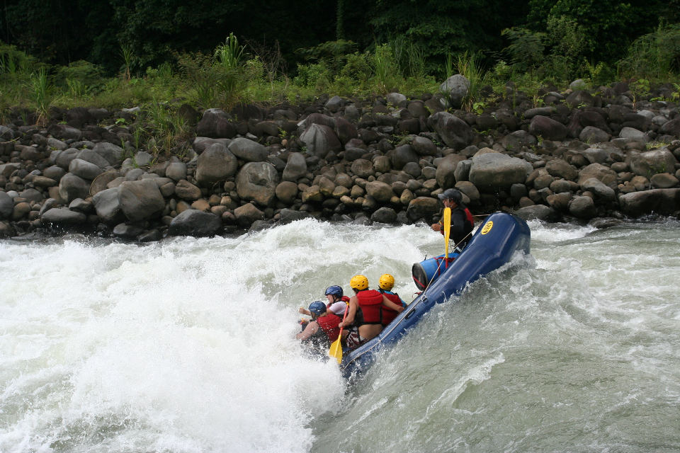 """Pacuare River Rafting"" by Goworldgo"