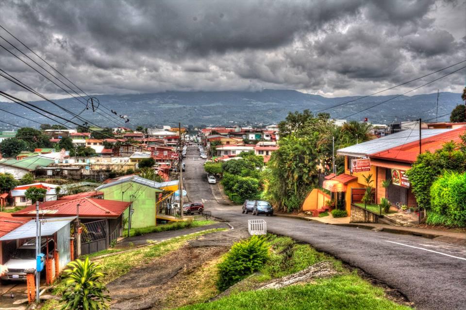 Mercedes San Jose >> Grecia, Costa Rica   Q Costa Rica