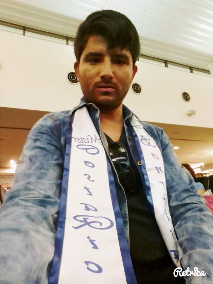 Mister Real Costa Rica, Mauricio Blanco