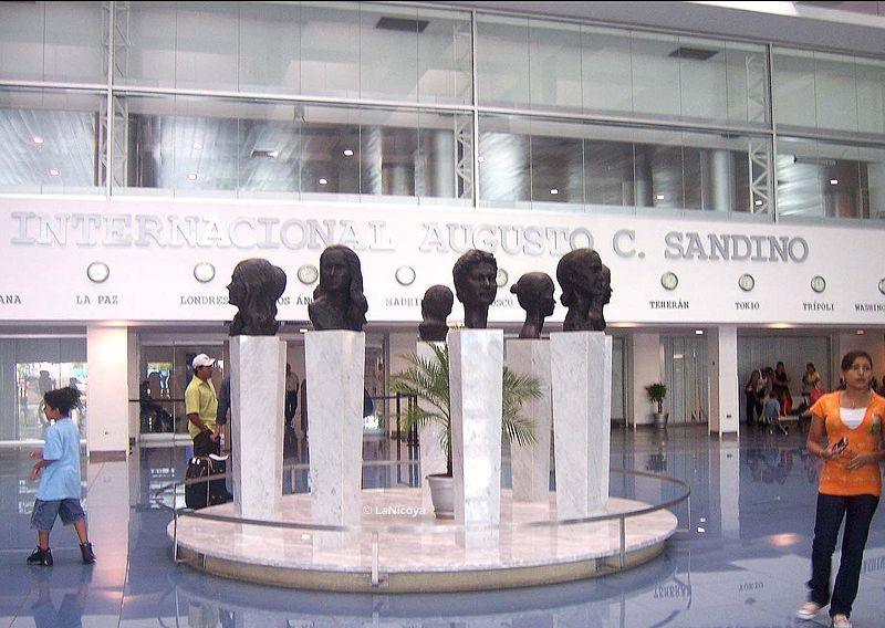 Managua airport. Photo Skycrapercity.com