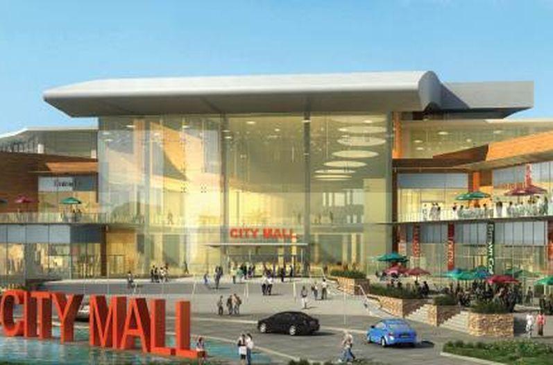 New Mall, City Mall, Will Open Its Doors on November 11