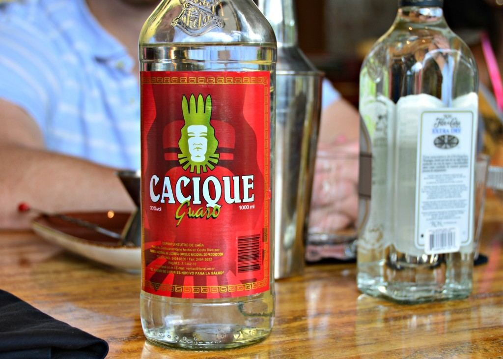 The Cacique of modern Costa Rica modern times