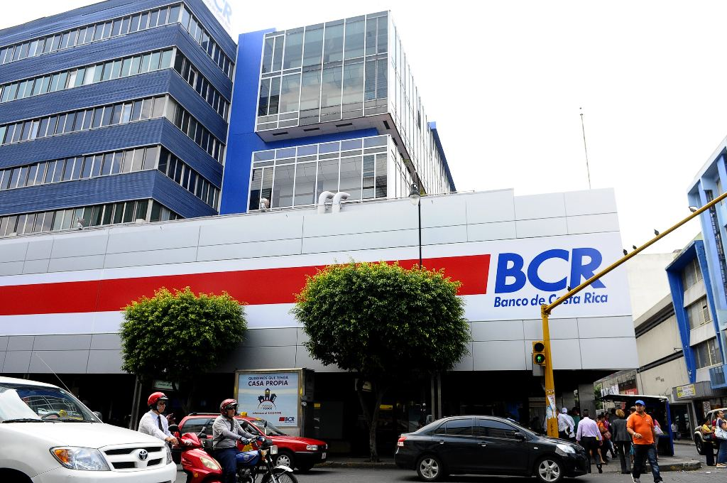 The Banco De Costa Rica Bcr Main Offices In Downtown San Jose Still Referred To As For Its Dark Green Black Facade Before