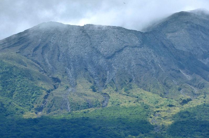 Rincon de la Vieja volcano in Guanacaste