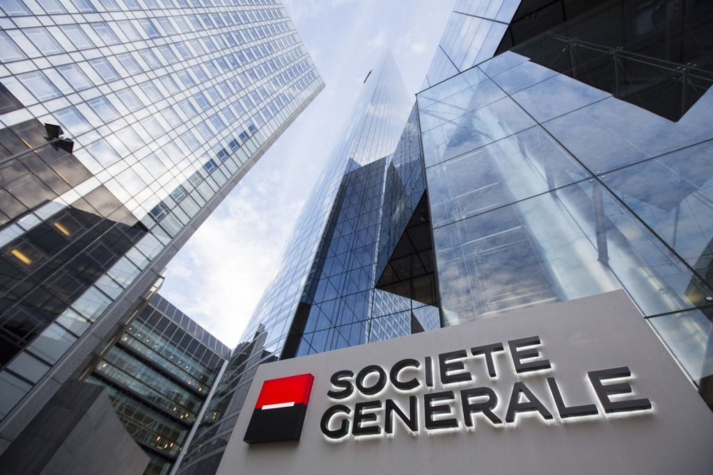 Societe Generale SA Photographer: Jason Alden/Bloomberg