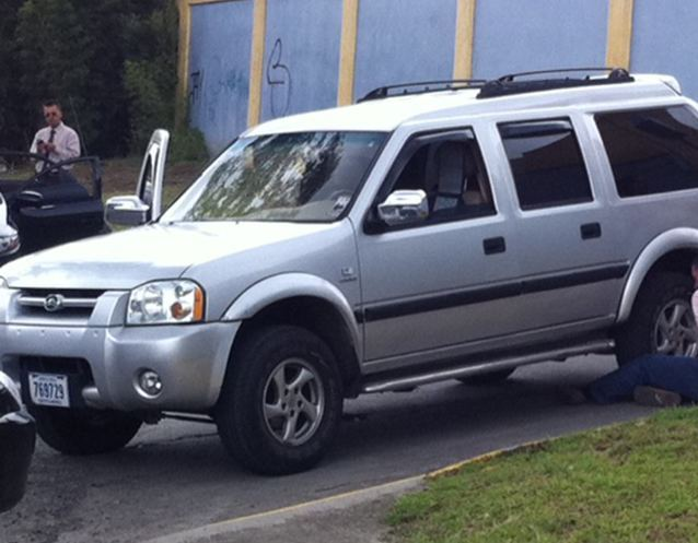 Herrera was arrested in 2012 leaving a motel in the muni's vehicle, assisted to him for his discretionary use