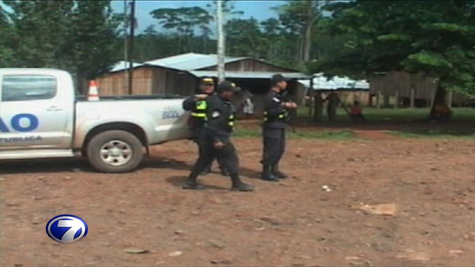 Costa Rica police referred the case to judicial investigators, the OIJ
