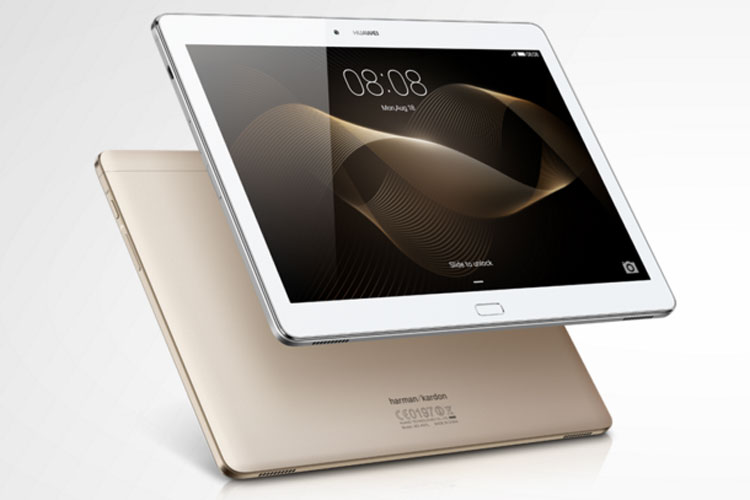 The MediaPad M210 will be sold in the US and more than two dozen other markets starting at $349.