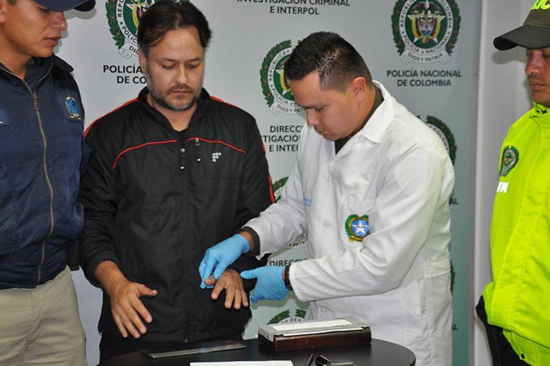 Carlos Arturo Hernández Ossa, alias 'Duncan' o 'Jerónimo' // COLPRENSA