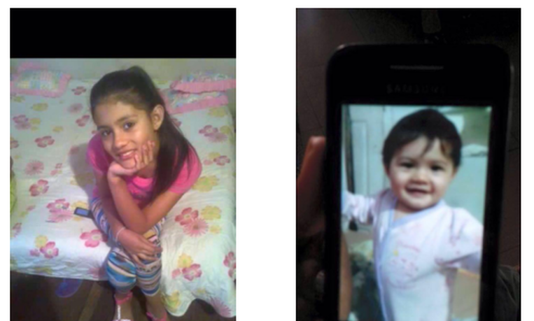 OIJ seeks the help in locating the missing 16 year old mother Katherine Lovo Acevedo, and her infant Mia Danisha. Source OIJ