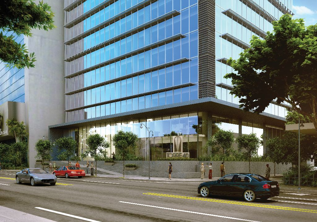 Torre 40, to be located on Paseo Colon, will be the tallest building in the country when completed in 2019.
