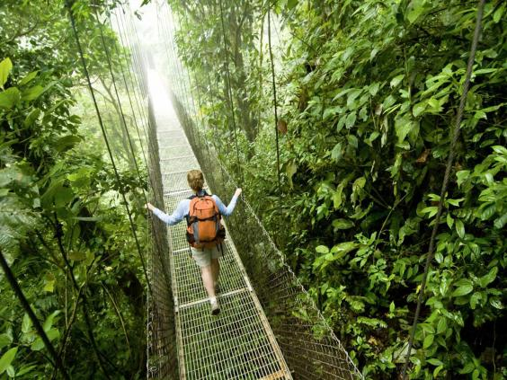 Costa Rica has radically reversed its deforestation
