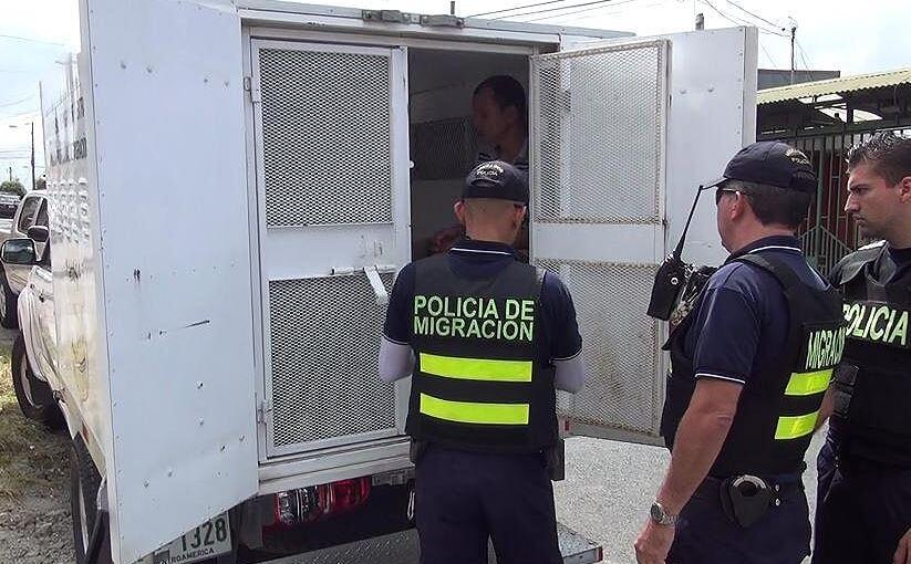 Photos: Dirección General de Migración y Extranjería