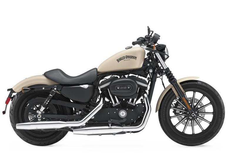 Google search image of the 2015 Harley-Davidson 883