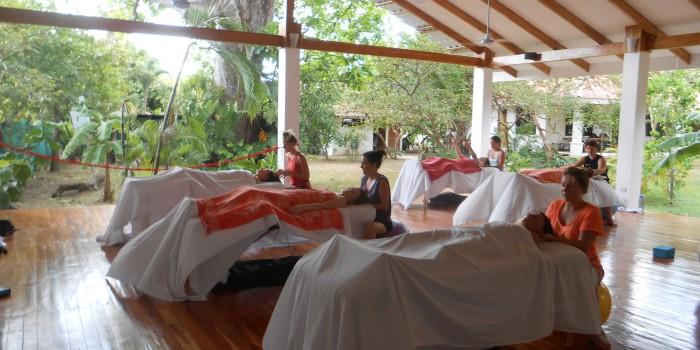 Costa Rica massage therapy campus