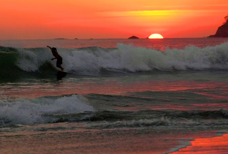 A sunset in your peaceful new home (AP Photo/Kent Gilbert)