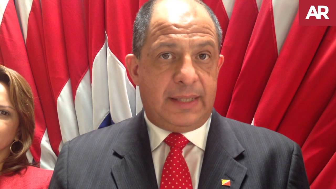 Luis Guillermo Solís this week said he will not seek re-election ever again.