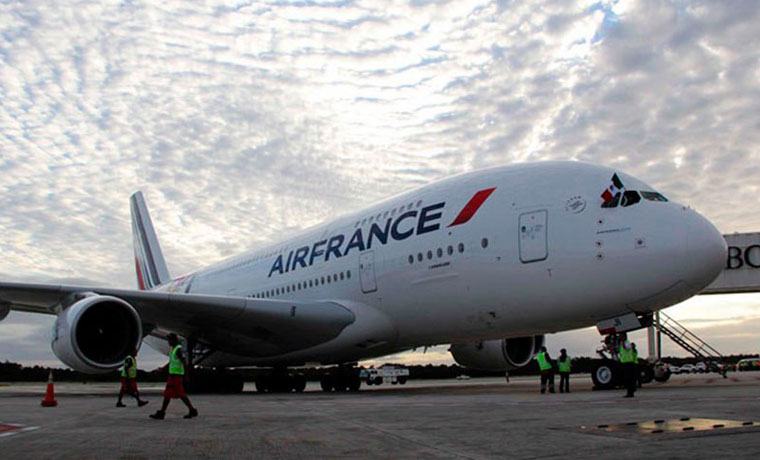 Air France will start flying direct Paris - San Jose in November