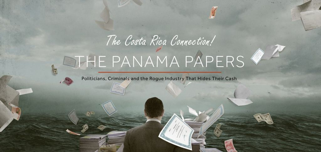 The Panama Papers - Mossack Fonseca leak reveals Costa Rica's elite's tax havens