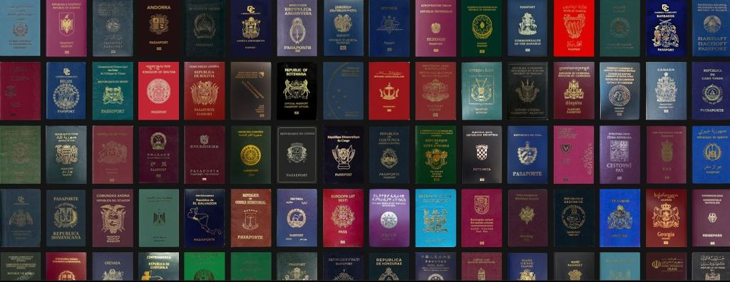 What is the colour of your passport?