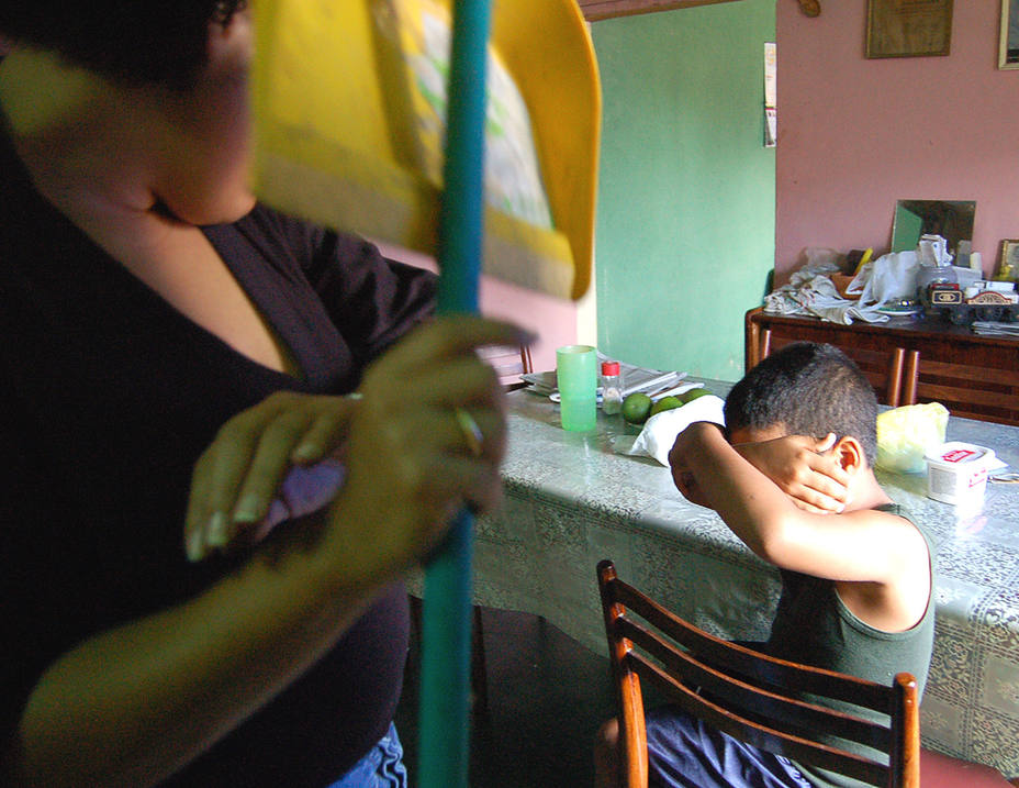 60 homicides of children and adolescents have been unofficially recorded so far this year in the Greater Caracas area (Joel Aranguren) Joel Aranguren