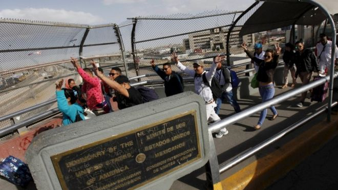 Panama organised a first roung of flights in March to Ciudad Juarez for Cubans migrants stranded on their way to the US